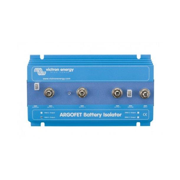 Victron ARGO - 2003-FET 3 batteries 200A