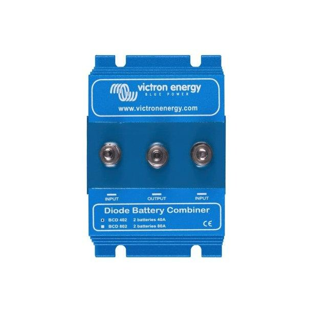Victron BCD 402 - 2 batteries 40A