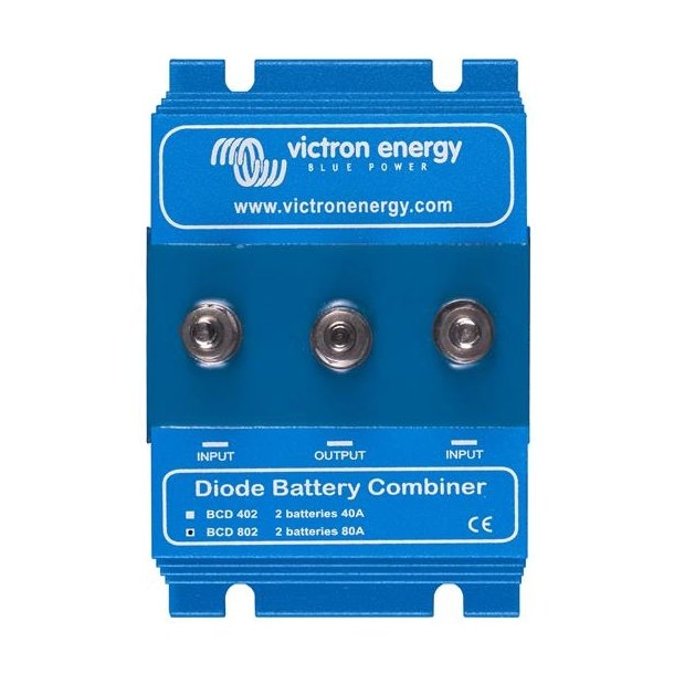 Victron BCD 802 - 2 batteries 80A