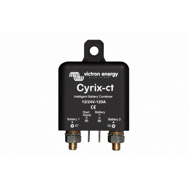 Cyrix-Li-ct 12/24V-120A combiner