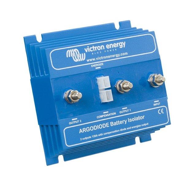 Victron Argodiode 100-3AC 3 batteries 100A