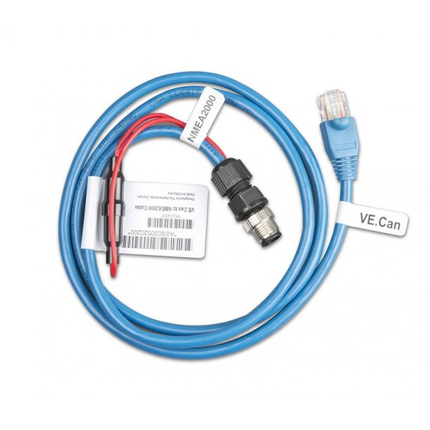 VE.Can til NMEA2000 Micro-C male
