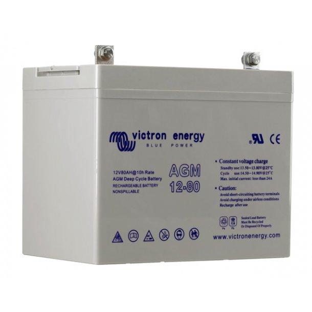 Victron Battery - 12V/90Ah AGM Deep Cycle Batt.