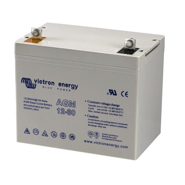 Victron Battery - 12V/66Ah AGM Deep Cycle Batt.