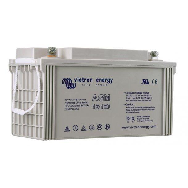 Victron Battery - 12V/130Ah AGM Deep Cycle Batt.