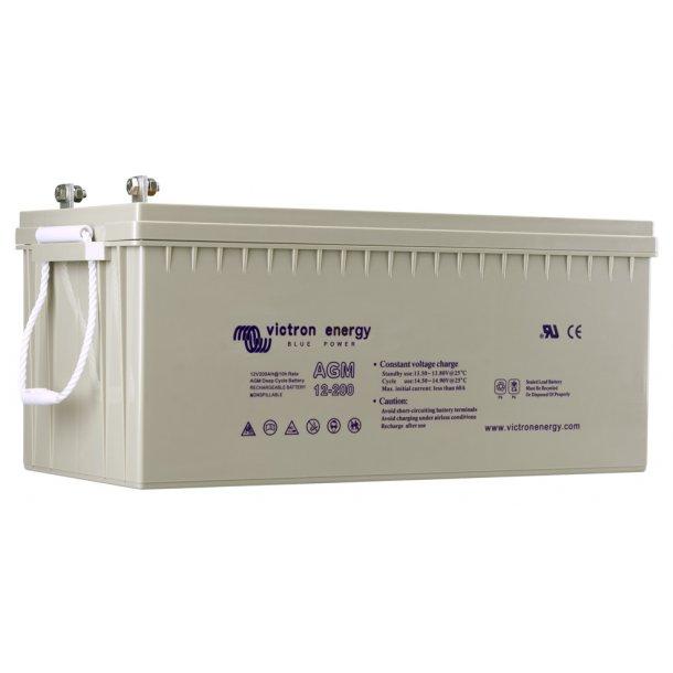 Victron Battery - 12V/220Ah AGM Deep Cycle Batt.