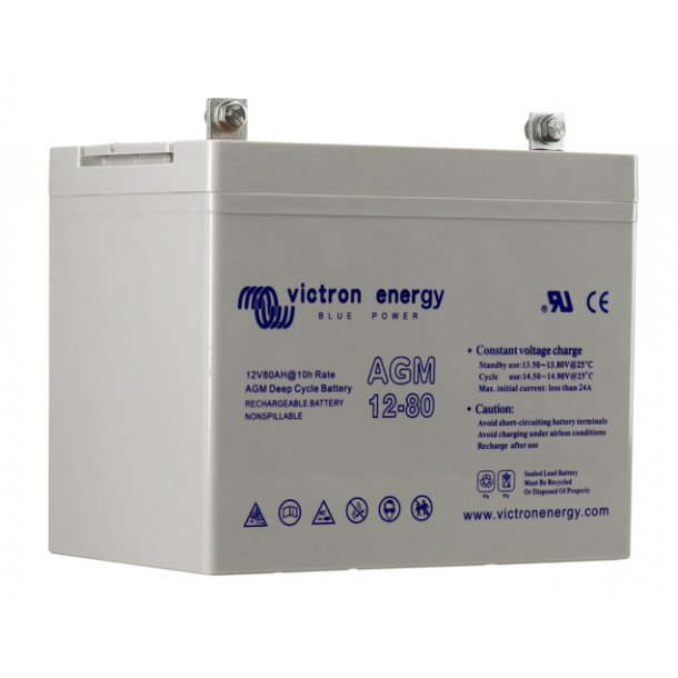 Victron Battery - 12V/14Ah AGM Deep Cycle Batt.