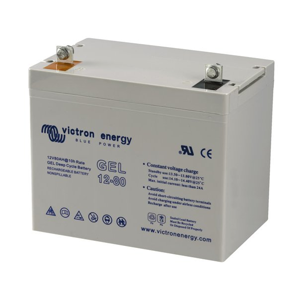 Victron Battery - 12V/66Ah Gel Deep Cycle Batt.