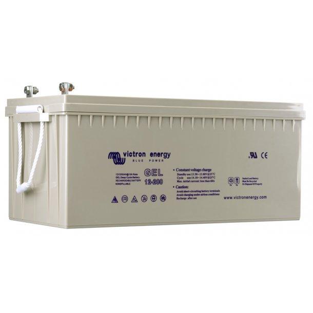Victron Battery - 12V/220Ah Gel Deep Cycle Batt.