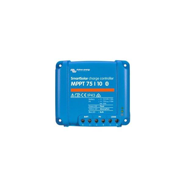 SmartSolar MPPT 75/10 (12/24V-10A)