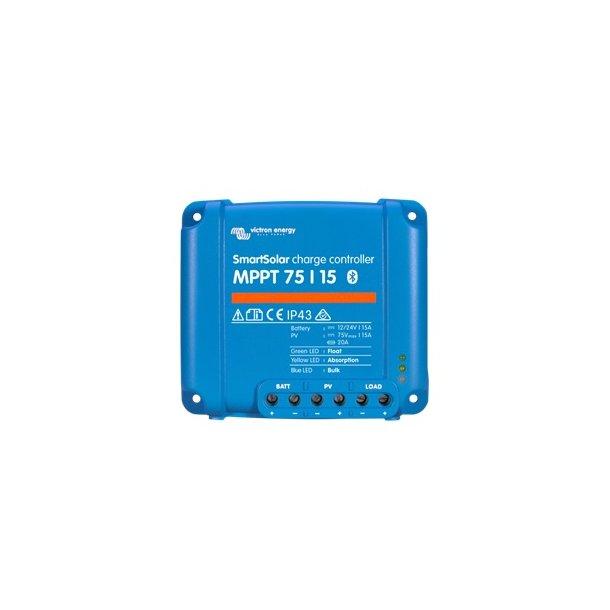 SmartSolar MPPT 75/15 (12/24V-15A)