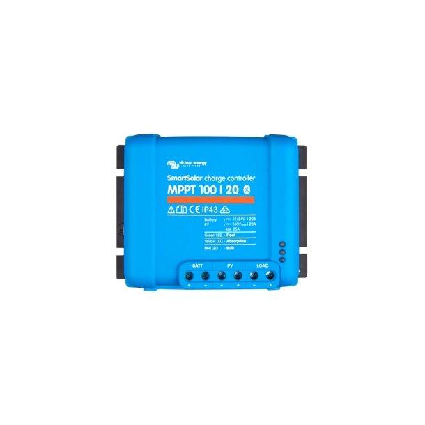 SmartSolar MPPT 100/20 (12/24V-20A)