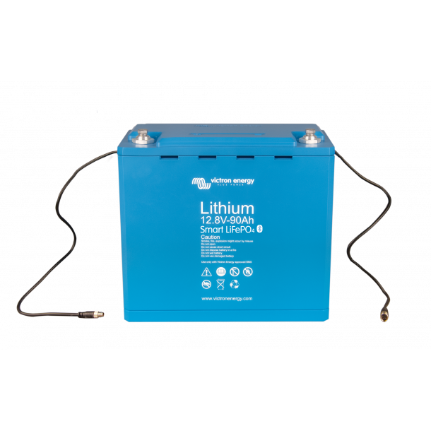 LiFePO4 Battery 12,8V/200Ah-a - Smart