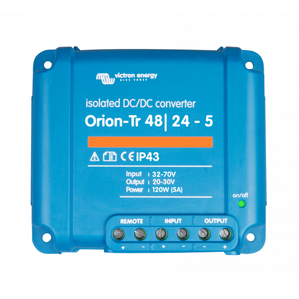 Orion-Tr 48/48-2,5A (120W)