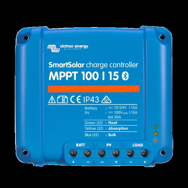 SmartSolar MPPT 100/15 (12/24V-15A)