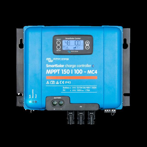 SmartSolar MPPT 150/100-MC4 (12/24/36/48V-100A)
