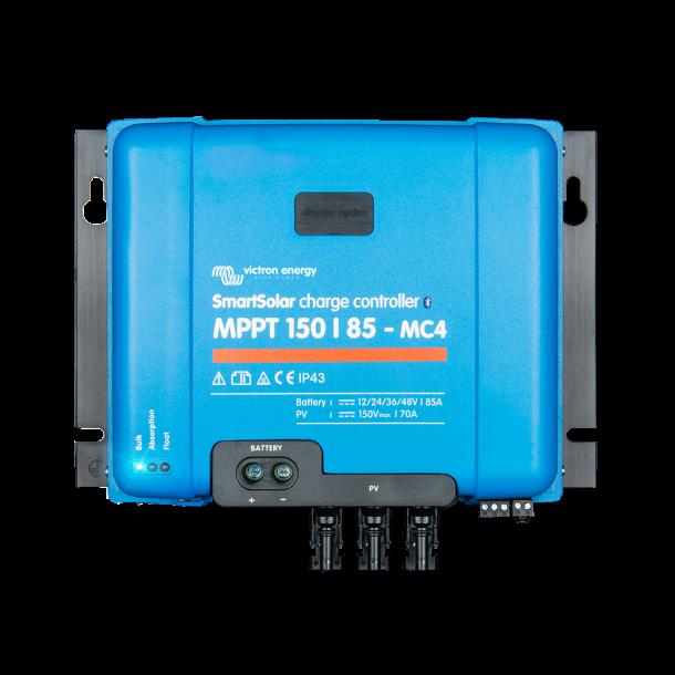 SmartSolar MPPT 150/85-MC4 (12/24/36/48V-85A)