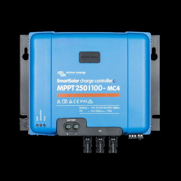 SmartSolar MPPT 250/100-MC4 (12/24/36/48V-100A)