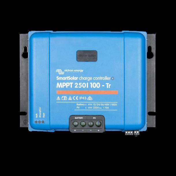 SmartSolar MPPT 250/100-Tr (12/24/36/48V-100A)