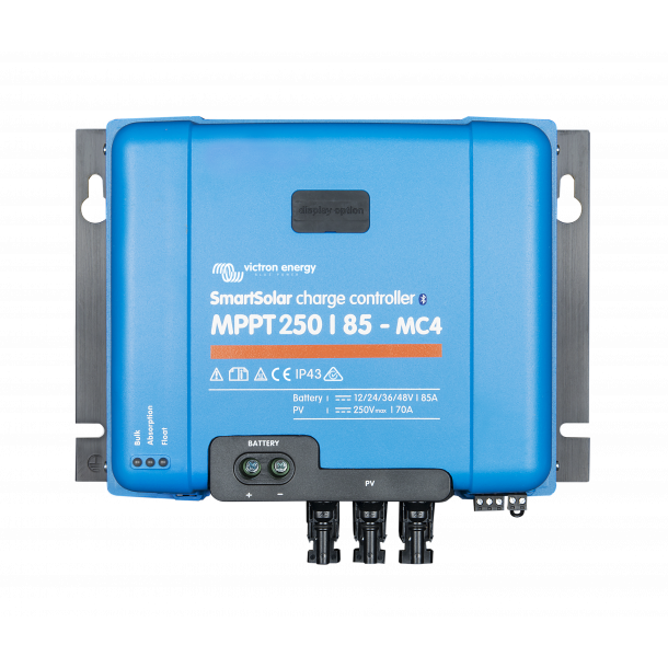 SmartSolar MPPT 250/85-MC4 (12/24/36/48V-85A)
