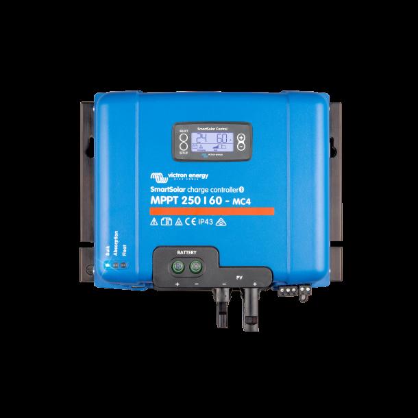 SmartSolar MPPT 250/60-MC4 (12/24/36/48V-60A)