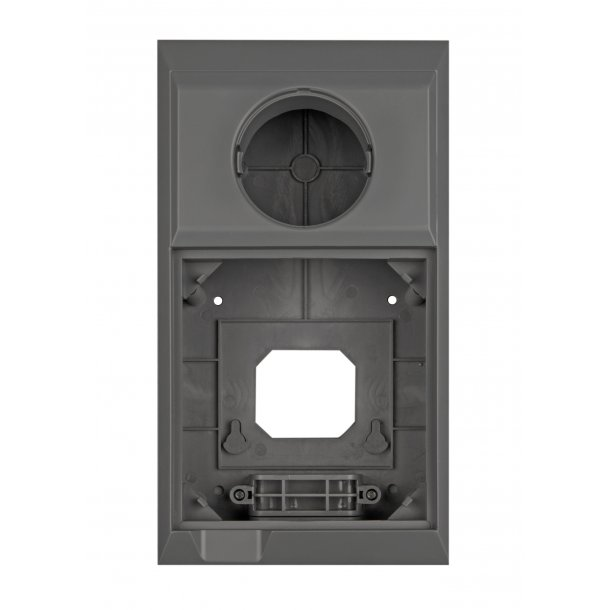 Wall mount enclosure for Color Control GX and BMV or MPPT Control